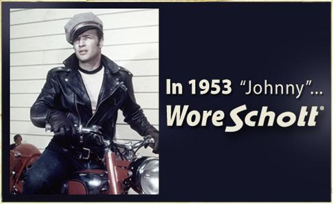 Schott NYC Motorcycle Gear