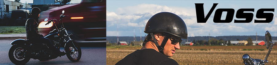 Voss Motorcycle Helmets
