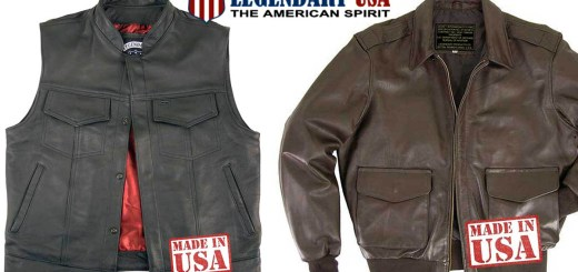 Legendary-USA-Motorcycle-Jackets-and-Chaps