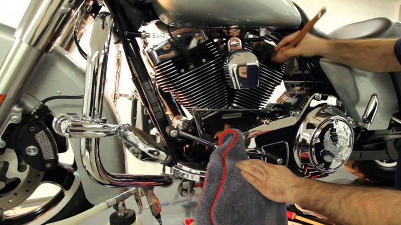 Keeping Your Motorcycle & Riding Gear in Shape