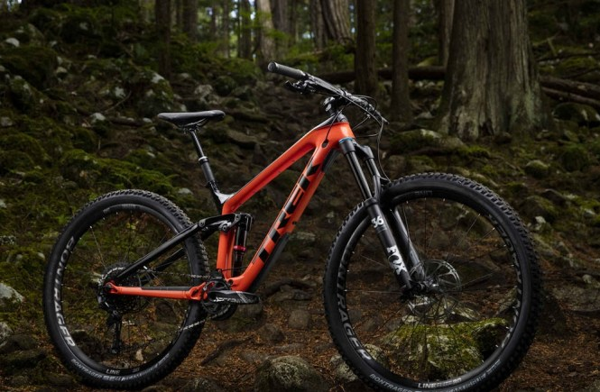 trek slash bike enduro