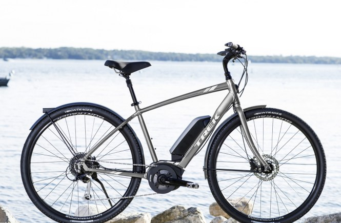 e-bike trek verve
