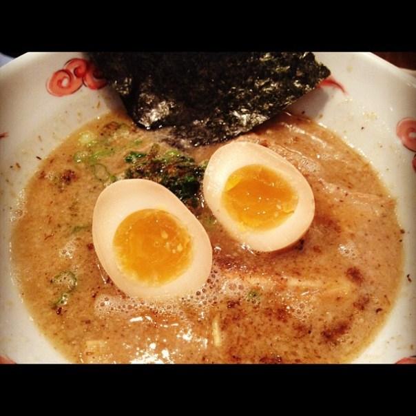 #Tokyo #Tonkotsu #Ramen! - from Instagram