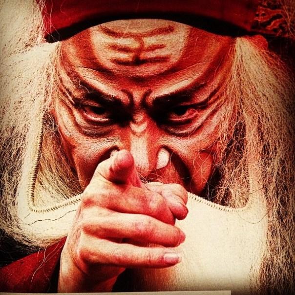 King Lear wants you! @PUSHFestival - from Instagram