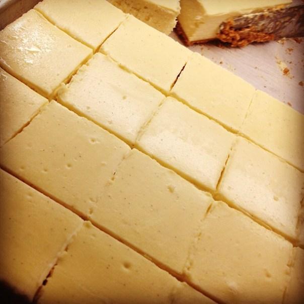 #NewYork #CheeseCake  @TreesOrganic - from Instagram