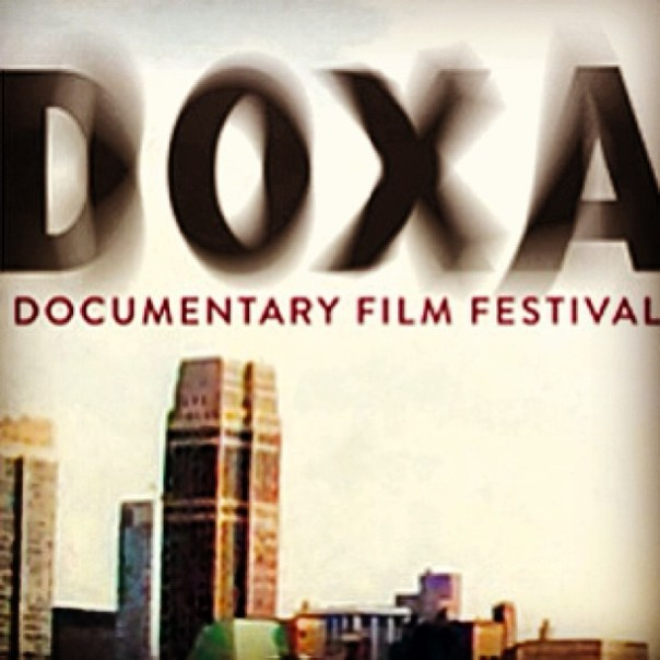 Opening night of @DOXAfestival - Occupy The Movie - from Instagram