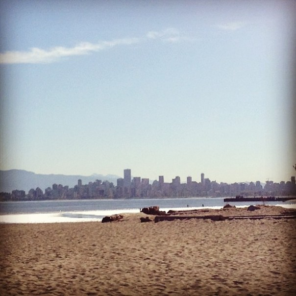 It's a beautiful day! Looks like #SimCity #Vancouver - from Instagram