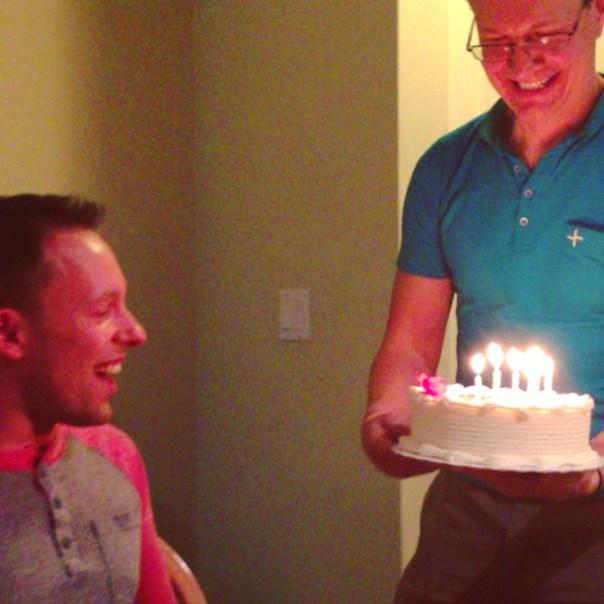 Happy Birthday @JoshRimer! Thanks for hosting @Maryinvancity! - from Instagram