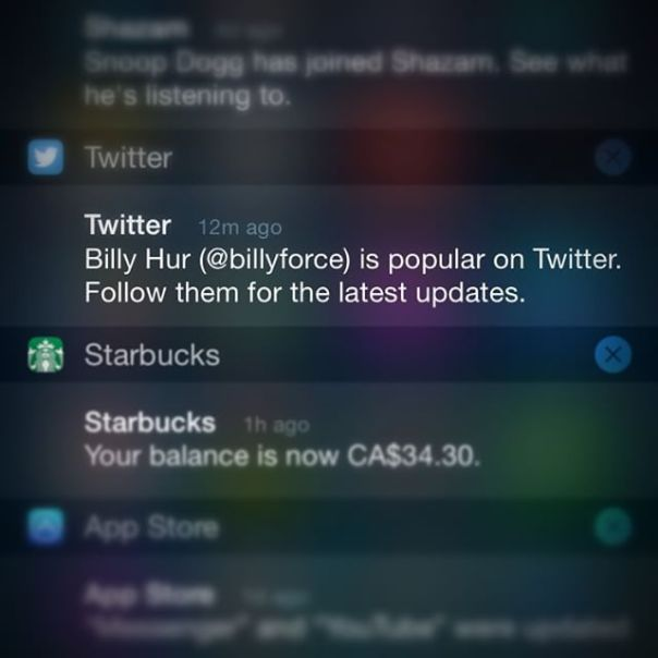 Let me follow myself! @billyforce #twitter #notification - from Instagram
