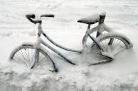 protejarea bicicletei pe perioada iernii