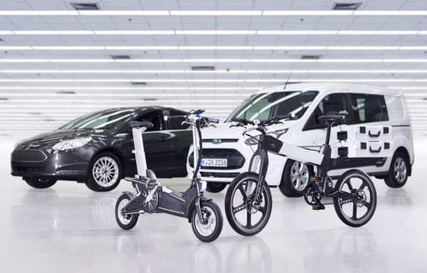biciclete electrice ford 2015