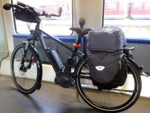 tren pentru biciclisti berlin