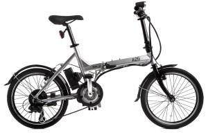 bicicleta electrica pliabila a2b kuo pret