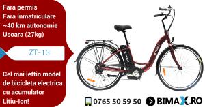 bicicleta electrica zt-13