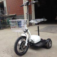 Model nou de tricicleta electrica ZT-16