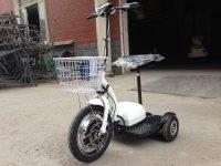 zt-16 - vedere fata - tricicleta electrica