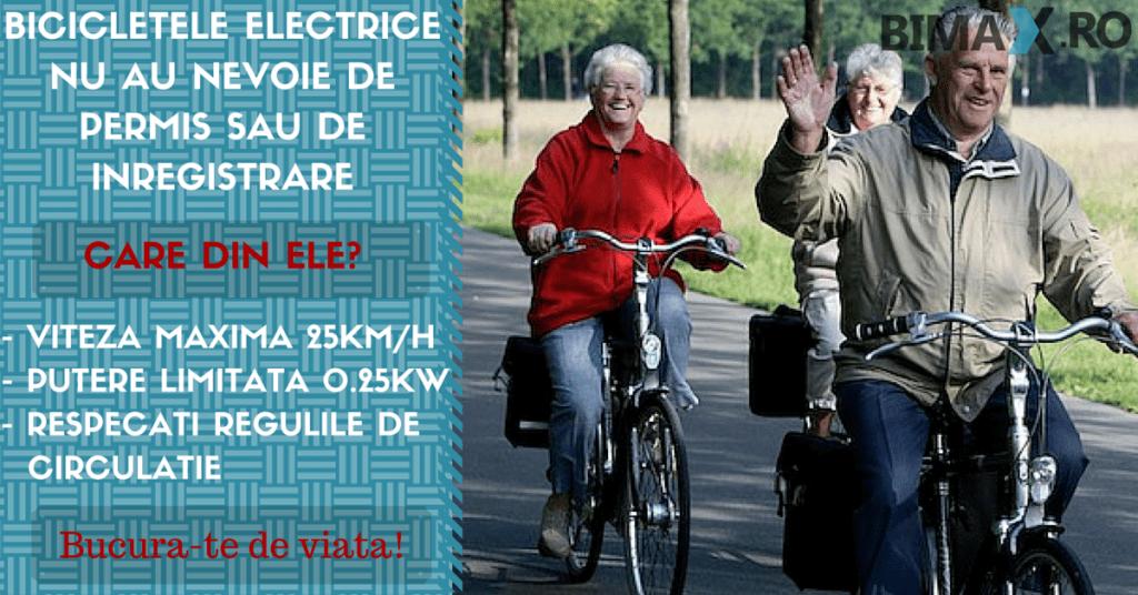 biciclete electrice fara permis 2016