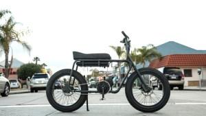 despre bicicleta electrica Super 73