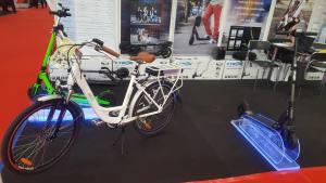 bicicletă electrică e-twow