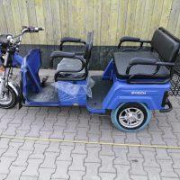 Dimensiuni tricicleta electrica ZT-31