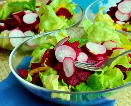 acido folico insalata