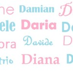 I nomi per i bambini: origine, significato e onomastico – lettera D