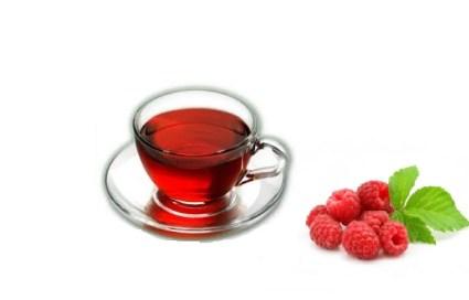 infuso te tea lampone