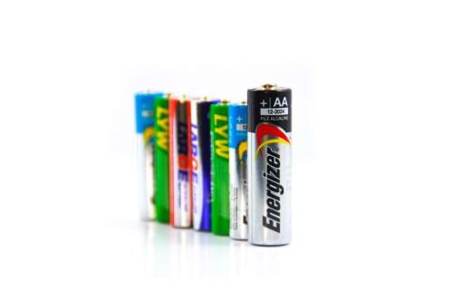 batterie pile riciclo