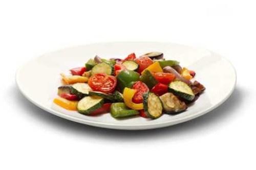 piatto-verdure
