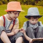 La natura aiuta lo sviluppo dei bambini