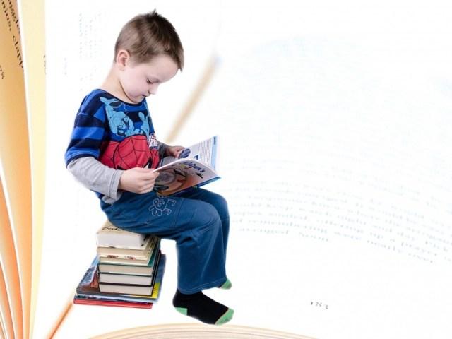 I benefici della lettura per i bambini