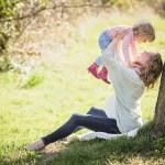 Anche da piccolissimo tuo figlio capisce se sei felice oppure no