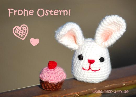 Frohe Ostern, fröhliches Eiersuchen und entspannte Feiertage!