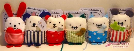 Frisch im Shop: neue Little Friends!