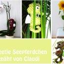 """Seepferdchen, genäht von Claudia nach dem binenstich-E-Book """"Seetje Seepferdchen""""   binenstich.de"""