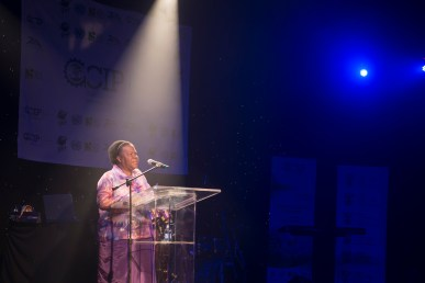 HE Naledi Pandor (Minister of Science & Technology, South Africa)