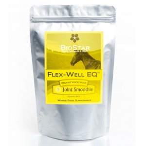 BioStar's Flex-Well EQ for joint health in equines
