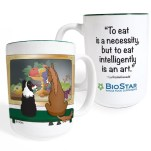 For winter: BioStar mug 2016 front and back