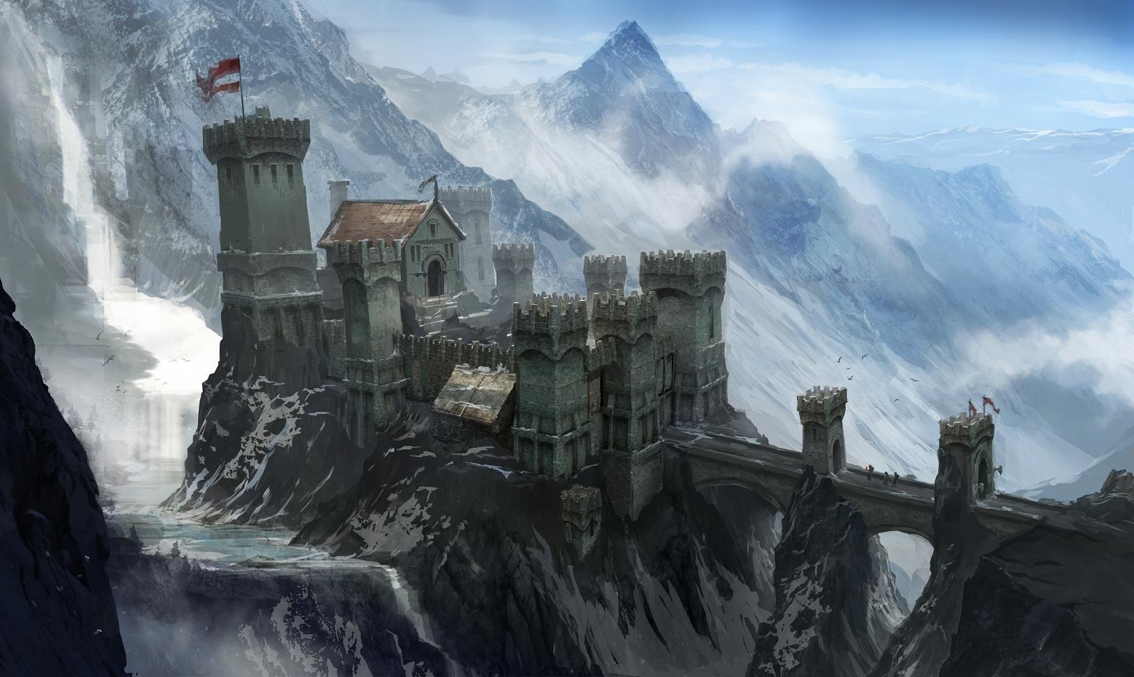 Perhaps the controllable castle?