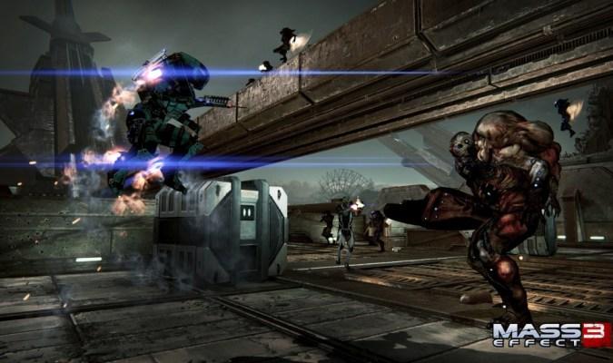 Mass Effect 3: Retaliation Expansion Pack Detailed 1