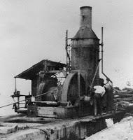 Blue Point steam engine
