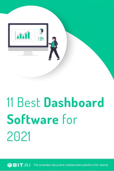 Dashboard software - pinterest