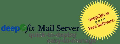 Kurze Erfahrung zu DeepOFix Mailserver