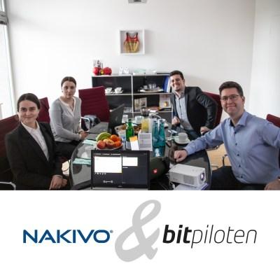 NAKIVO Backup & Replication – Reseller gesucht