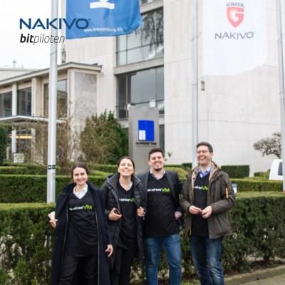NAKIVO Backup & Replication – Backupsoftware mit dem besten Preis-Leistungs-Verhältnis!