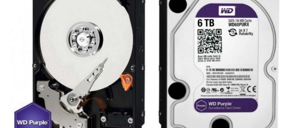 Miért a legjobb választás a rögzítőkhöz a Western Digital Purple merevlemez? 2