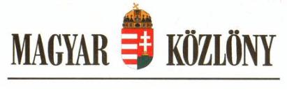 Magyar Közlöny