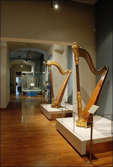 Praga Muzeul Muzicii