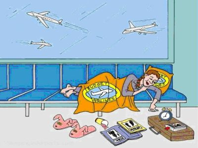 sleeping-in-airports
