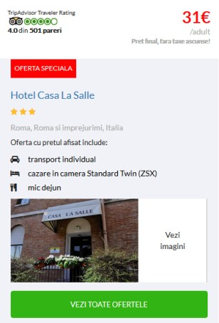 Hotel Casa La Salle